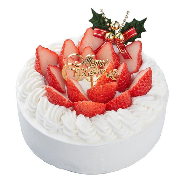 シャトレーゼクリスマスケーキカロリーハーフ&糖質70%カットXmasデコレーション