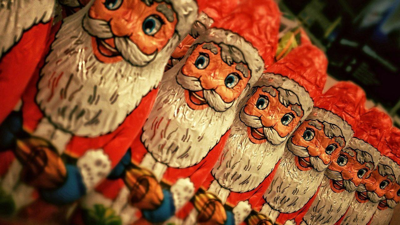 クリスマスサンタクロースホラー