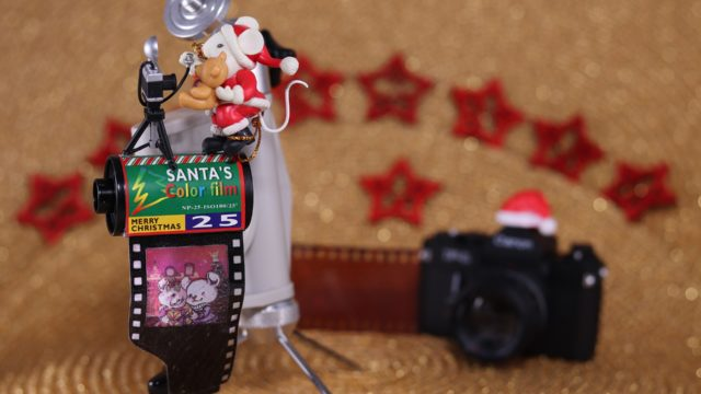 クリスマス映画イメージ